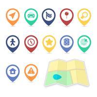 Locatie UI ontwerpelementen, contrastkleur