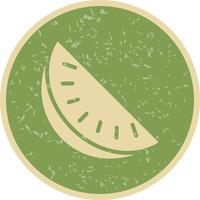 Vector Watermeloen pictogram