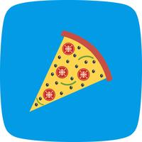 Vector pizzapictogram