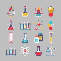 Chemie pictogrammen instellen