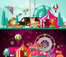 Circus dag en nacht