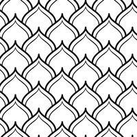 Arabische naadloze patroon vector