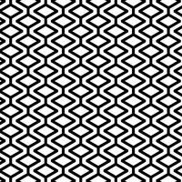 Naadloos patroon met ruitvormen