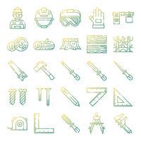 Timmerman pictogrammen pack