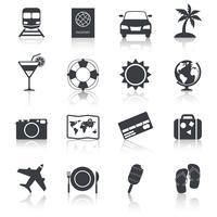 Reizen Icons Set