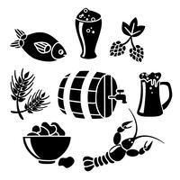 Bier pictogramserie