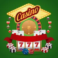 Casino-elementen instellen
