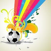 vector voetbal