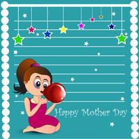 moeders dag achtergrond
