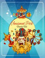 Pretpark Poster