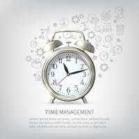 tijd management poster