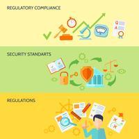 Compliance-bannerset