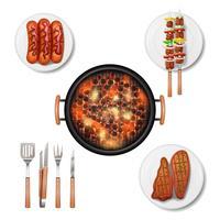 bbq grill set