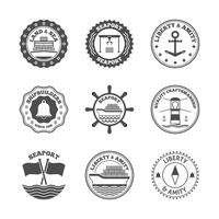 zeehaven label set