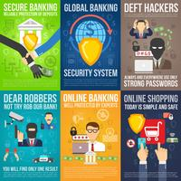 Bank Mini-posterset