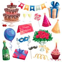 Verjaardagsfeestje set