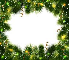 Kerst decoratieve achtergrond