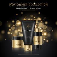 Merkproducten voor cosmetische producten