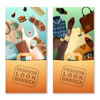 fashion look banners