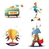 Voetbalkampioenschap 2016 set