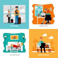 Voorkeuren van Freelance Set