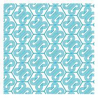 Blauw patroonontwerp 24 vector
