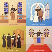 Kerk 2x2 ontwerpconcept