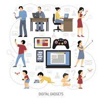 Gadgets voor de dagelijkse compositie