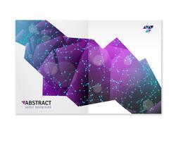 Geometrische Vormen 3D Abstract Ontwerp vector