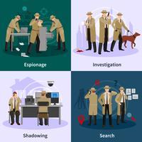 Spion Flat Concept