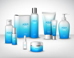 Cosmetica decoratieve set