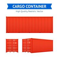 Vracht vrachtcontainer