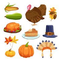 Thanksgiving-dag instellen