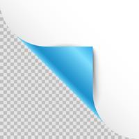 Papierbanner - zakelijke infographic. vector