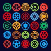 Multicolor tandwielset