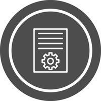 Artikel marketing pictogram ontwerp vector