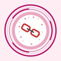 Bijlage Icon Design vector
