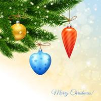 Vrolijk kerstfeest Poster