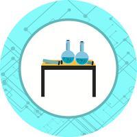 Chemie Set pictogram ontwerp vector