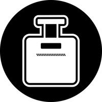 Zak pictogram ontwerp vector