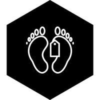 Teen tag pictogram ontwerp