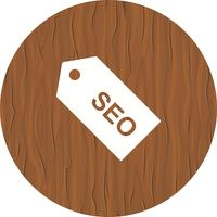 seo tag pictogram ontwerp