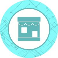 Winkel pictogram ontwerp vector