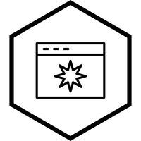 Paginakwaliteit pictogramontwerp