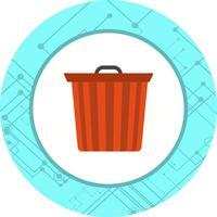 Basket pictogram ontwerp vector
