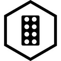 Tabletten pictogram ontwerp vector