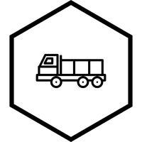 dumper pictogram ontwerp
