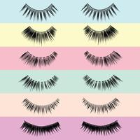 False Eyelashes Styles-pakket