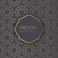 Ddecorative patroonachtergrond 2 vector