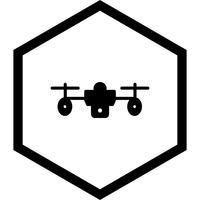 drone pictogram ontwerp
